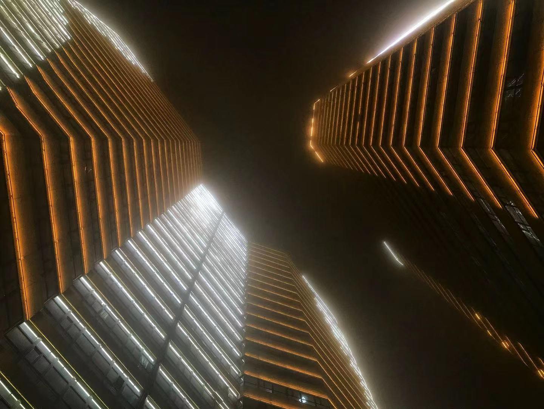 我工作的大楼